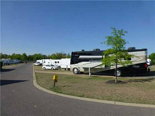 EZ DAZE RV PARK at SOUTHAVEN, MS