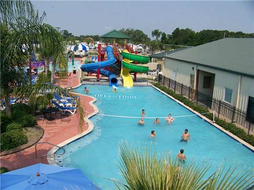 CAJUN PALMS RV RESORT at HENDERSON, LA