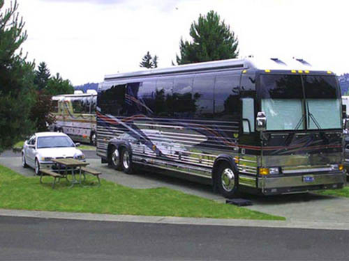 BROOKINGS RV PARK at BROOKINGS, OR