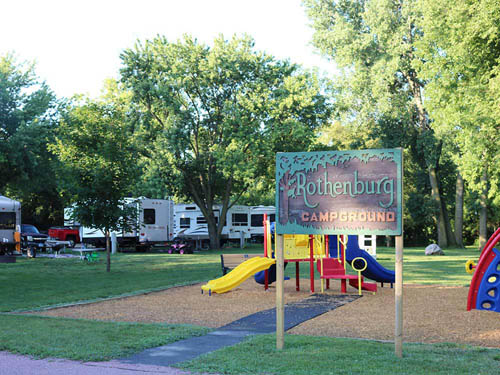 ROTHENBURG CAMPGROUND at SPRINGFIELD, MN