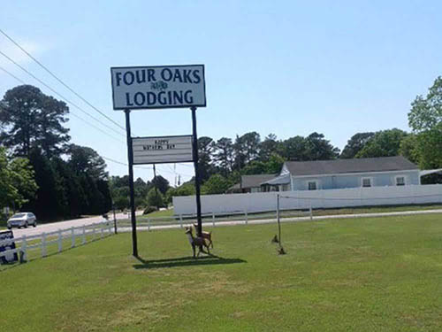 FOUR OAKS LODGING & RV RESORT at FOUR OAKS, NC