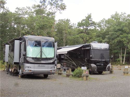 LONG BEACH CAREFREE RV RESORT at BARNEGAT, NJ