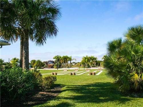 SILVER PALMS RV RESORT at OKEECHOBEE, FL