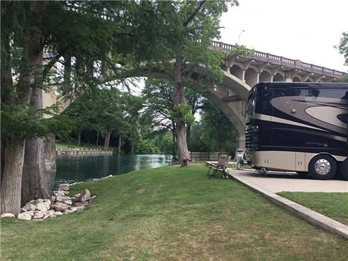 RIVER RANCH RV RESORT at NEW BRAUNFELS, TX