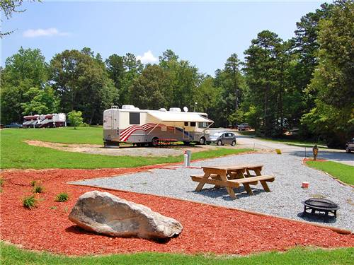 Forest Lake Preserve Advance Nc Rv Parks And
