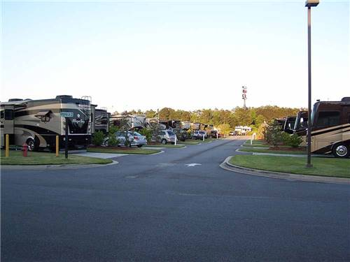 COASTAL GEORGIA RV RESORT at BRUNSWICK, GA