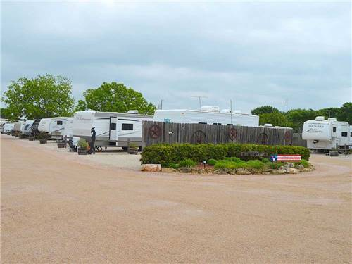 EAST VIEW RV RANCH at GEORGETOWN, TX