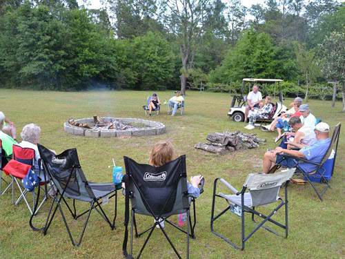 AZALEA ACRES RV PARK at ROBERTSDALE, AL