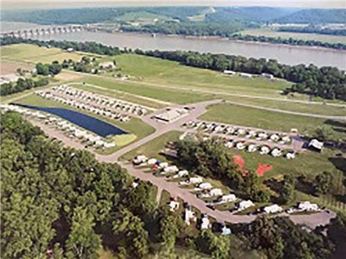 FOLLOW THE RIVER RV RESORT at FLORENCE, IN