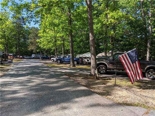Oak Hollow Family Campground High Point Nc Rv Parks
