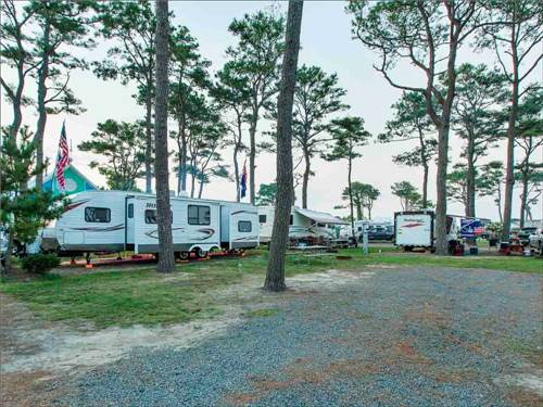 CASTAWAYS RV RESORT & CAMPGROUND at OCEAN CITY, MD