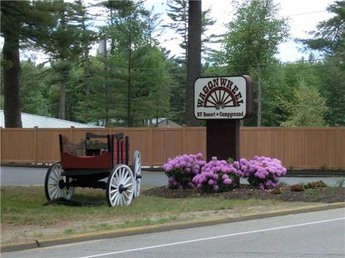 WAGON WHEEL RV RESORT & CAMPGROUND at OLD ORCHARD BEACH, ME