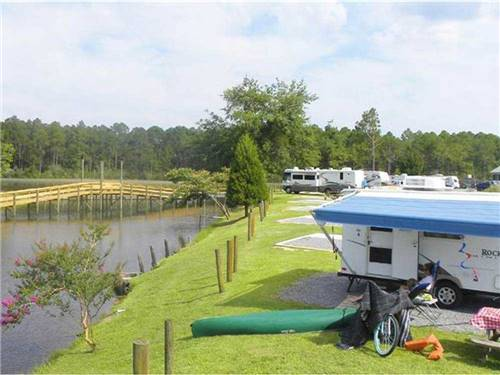 AVALON LANDING RV PARK at MILTON, FL
