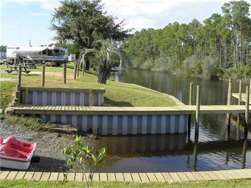 Avalon Landing Rv Park Milton Fl Rv Parks And