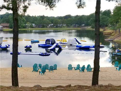 Davis Lakes RV Park and Campground