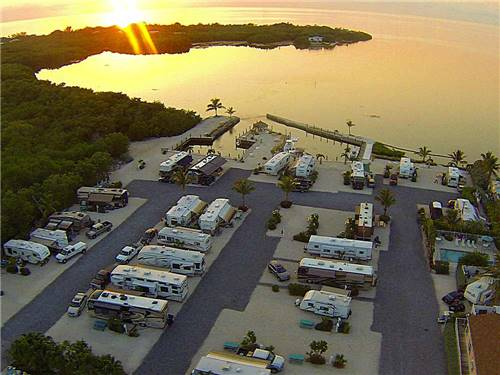 GRASSY KEY RV PARK AND RESORT at MARATHON, FL
