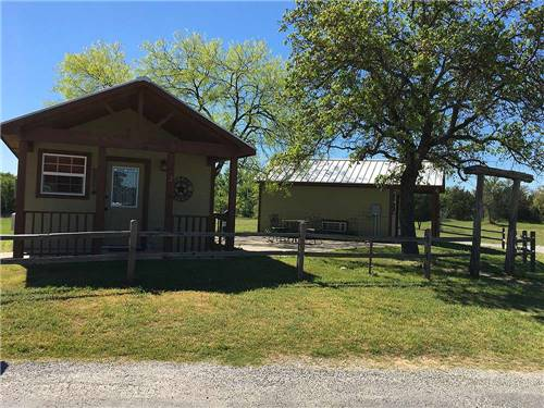 COFFEE CREEK RV RESORT & CABINS at SANTO, TX