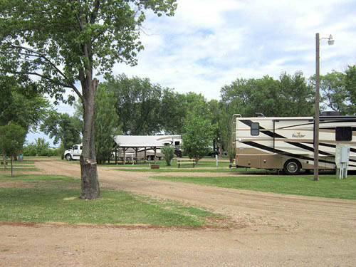 CAMP AMERICA CAMPGROUND at SALEM, SD