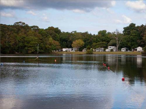 LAKE LAURIE RV RESORT AND CAMPGROUND at CAPE MAY, NJ