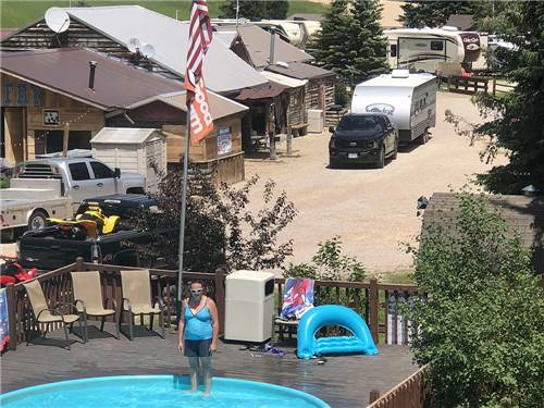 FISHN FRY RV PARK & CAMPGROUND at DEADWOOD, SD