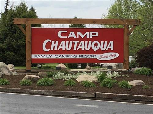 CAMP CHAUTAUQUA CAMPING RESORT at CHAUTAUQUA, NY