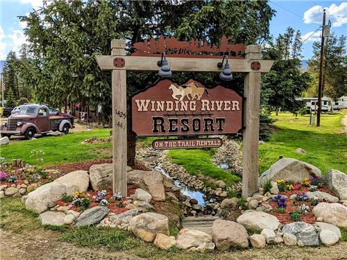 WINDING RIVER RESORT, INC at GRAND LAKE, CO