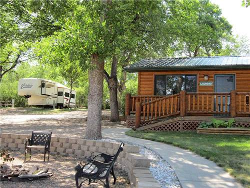 CHRIS CAMP & RV PARK at SPEARFISH, SD