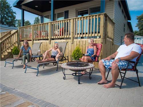 SHERKSTON SHORES RV RESORT at PORT COLBORNE, ON