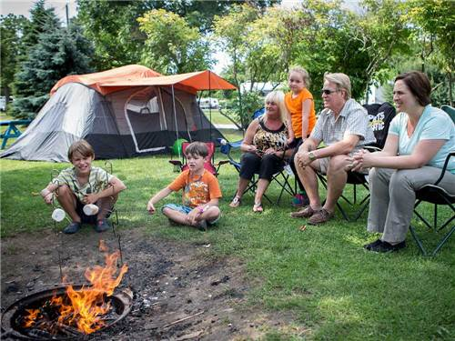 Sherkston Shores Carefree RV Resort at Port Colborne, ON