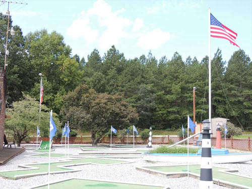 MIDWAY CAMPGROUND RESORT at STATESVILLE, NC