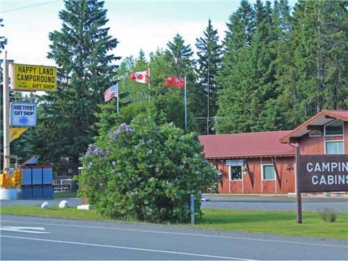 HAPPY LAND RV PARK at THUNDER BAY, ON