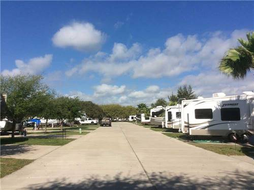ANCIENT OAKS RV PARK at ROCKPORT, TX