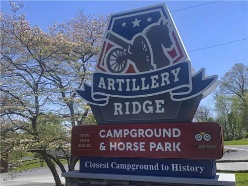 Artillery Ridge Camping Resort Gettysburg Horse Park