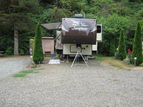 Camper Cove Garden RV Park & Campground