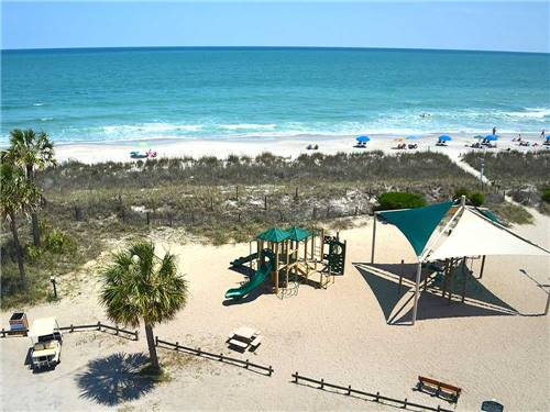 OCEAN LAKES FAMILY CAMPGROUND at MYRTLE BEACH, SC