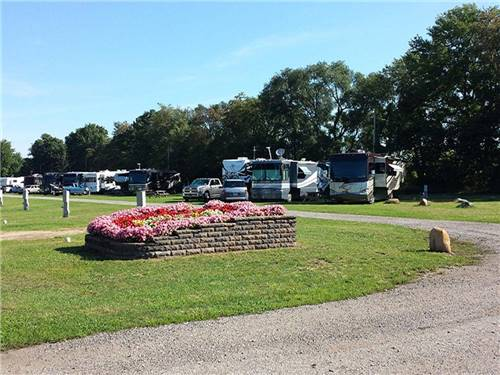 ELKHART CAMPGROUND at ELKHART, IN