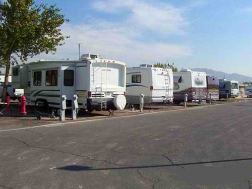 RIVIERA RV PARK at LAS VEGAS, NV
