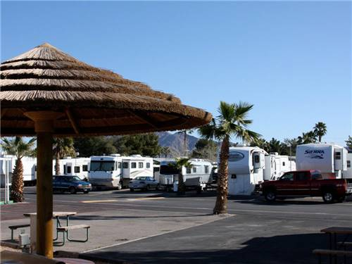 LAS VEGAS RV RESORT at LAS VEGAS, NV