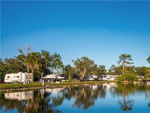 RAMBLERS REST RV CAMPGROUND at VENICE, FL