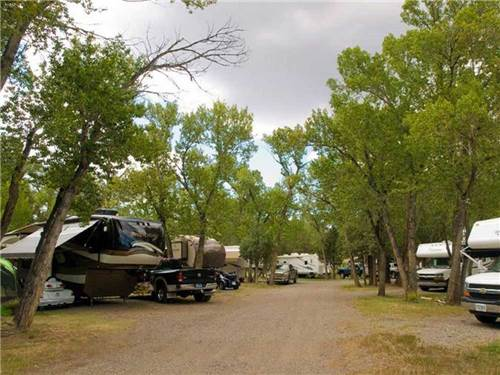 SOUTH FORK CAMPGROUND at SOUTH FORK, CO