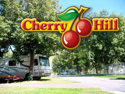 CHERRY HILL CAMPING RESORT at KAYSVILLE, UT
