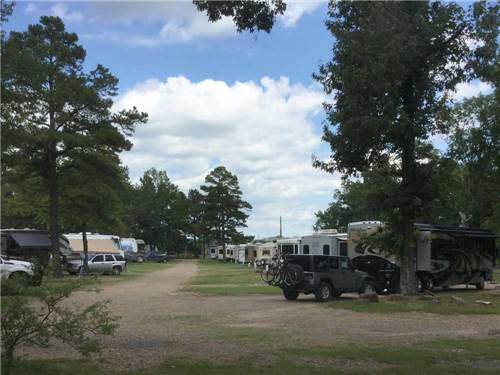 MORRILTON I40/107 RV PARK at MORRILTON, AR