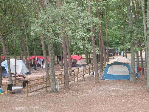 HOLIDAY PARK CAMPGROUND at GREENSBORO, MD