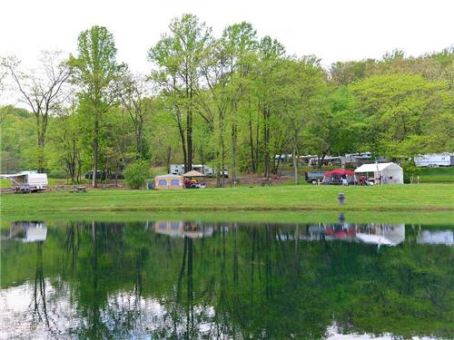 SPRING GULCH RESORT CAMPGROUND at NEW HOLLAND, PA