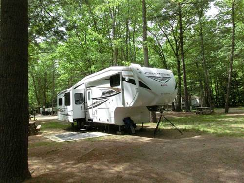 WILD ACRES RV RESORT & CAMPGROUND at OLD ORCHARD BEACH, ME