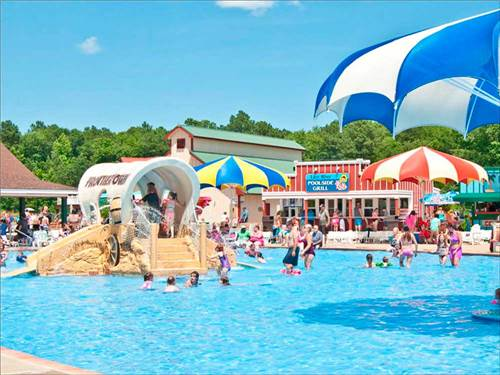Frontier Town RV Resort & Campground at Ocean City, MD