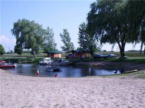 INSTA LAUNCH CAMPGROUND & MARINA at MANISTEE, MI
