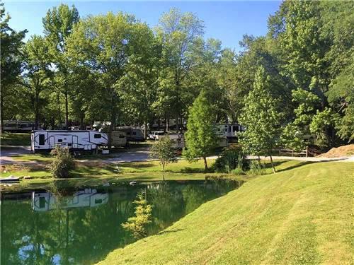 Rv Parks In Kentucky Kentucky Campgrounds Good Sam Club