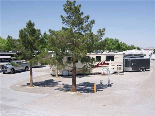 HITCHIN' POST RV PARK at LAS VEGAS, NV