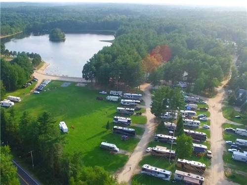Rv Parks In Maine Maine Campgrounds Good Sam Club